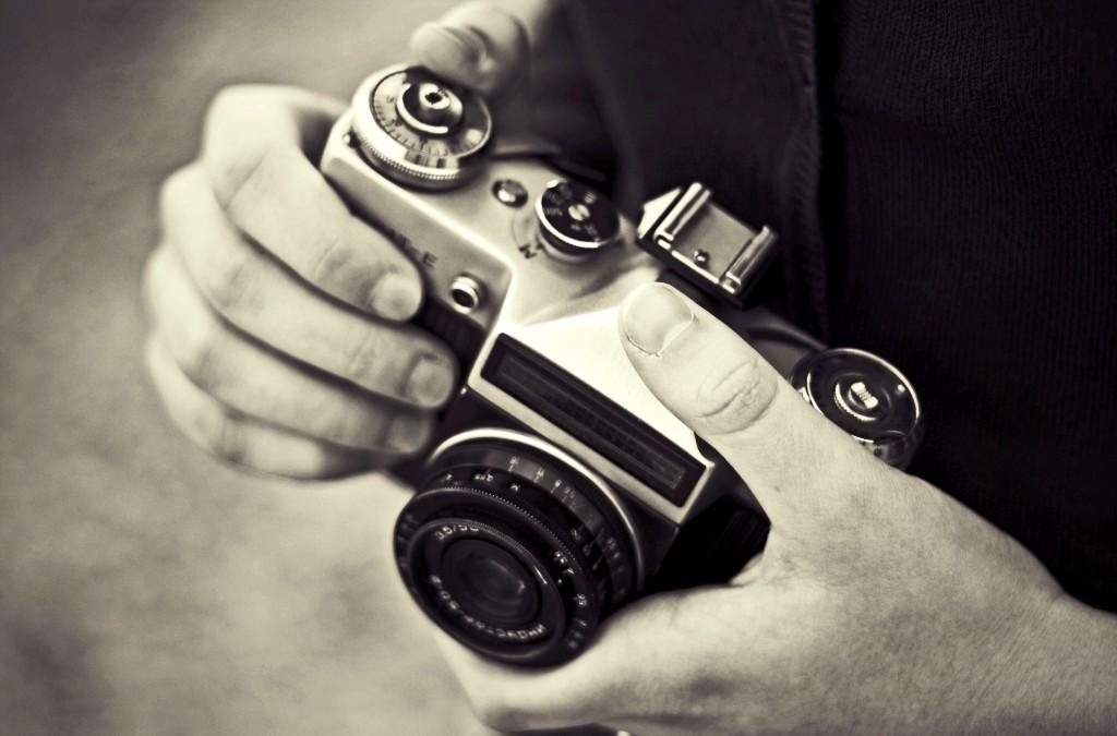Как фотографировать зеркальным фотоаппаратом