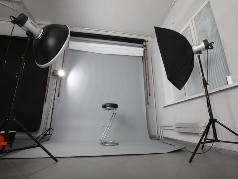 Первое и самое важное — освещение для фотосъёмки