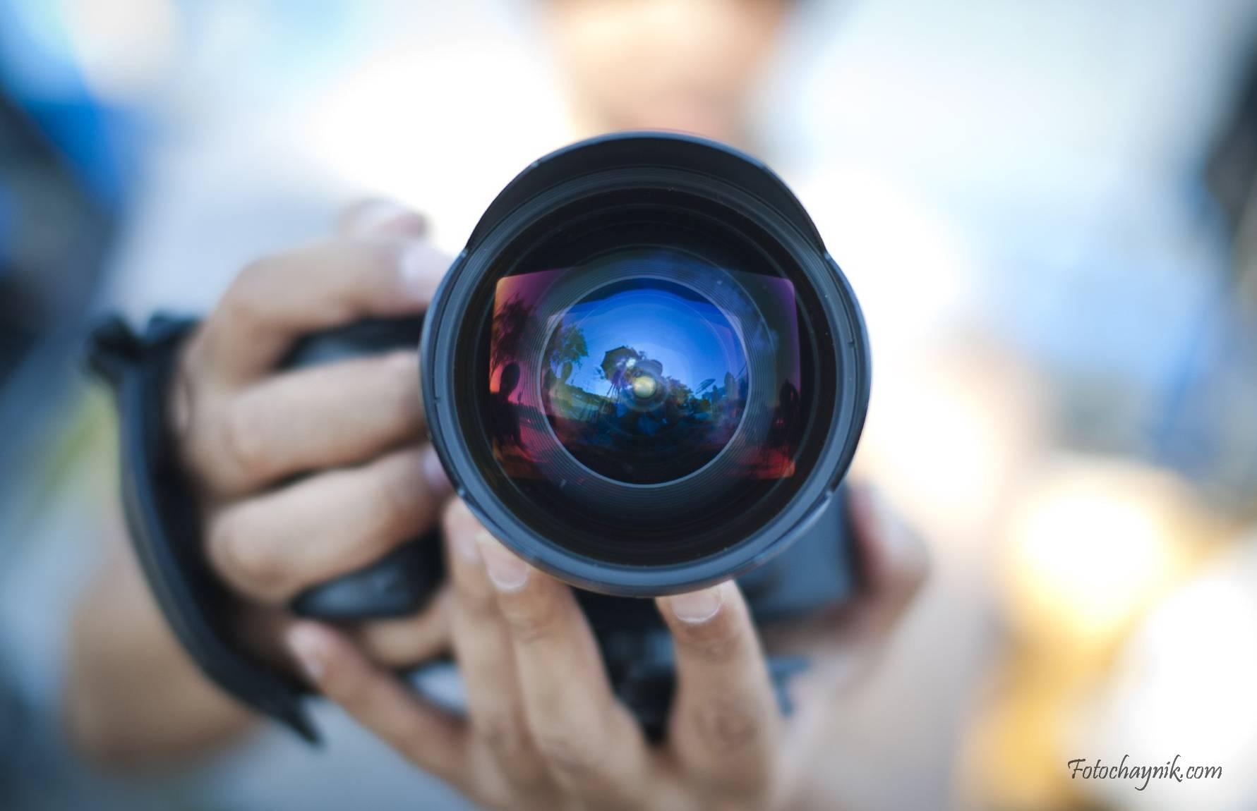 как правильно фотографировать
