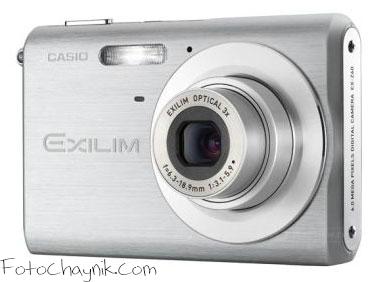 Casio EX-Z60