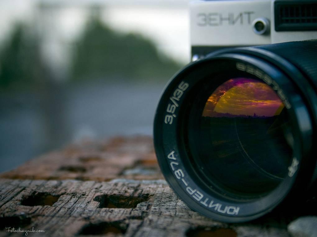 фотографическое зрение