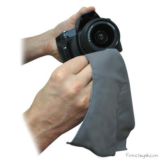 чистка фотоаппаратов