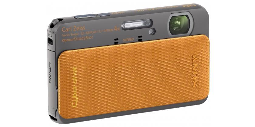 Самая защищенная фотокамера