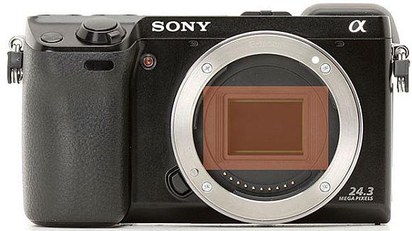 Sony Alpha NEX-9