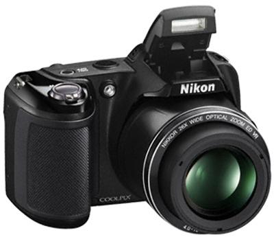 Ультразум Nikon L810