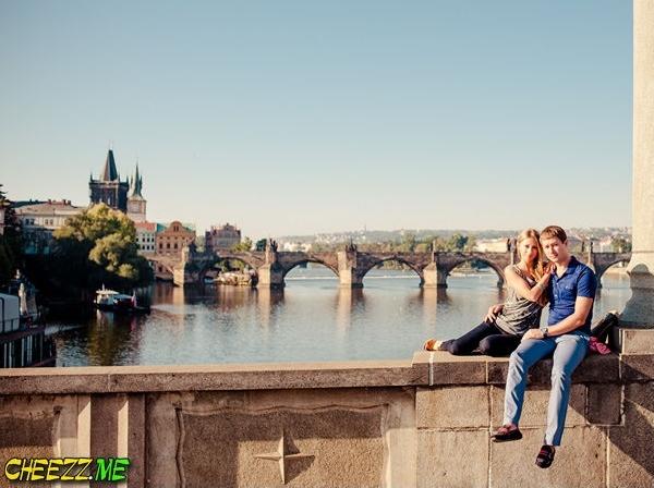 Прага карлов мост