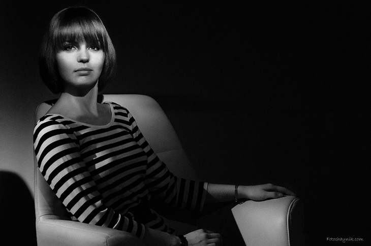 фотопортрет девушки