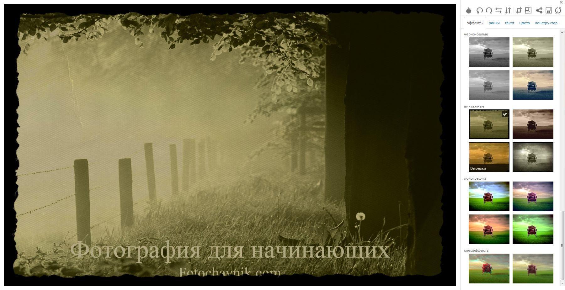 профессиональная программа для фотографий: