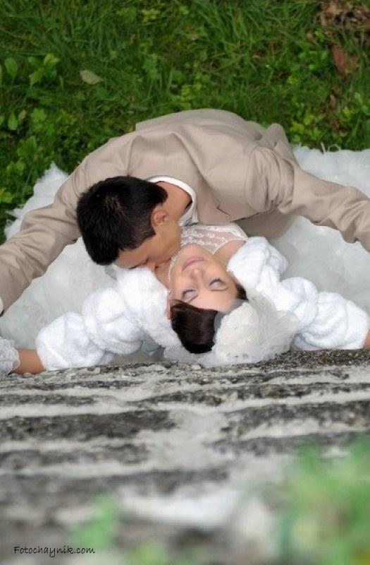 свадебные стили фотографии