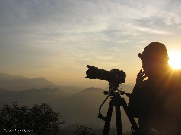 фото в горах
