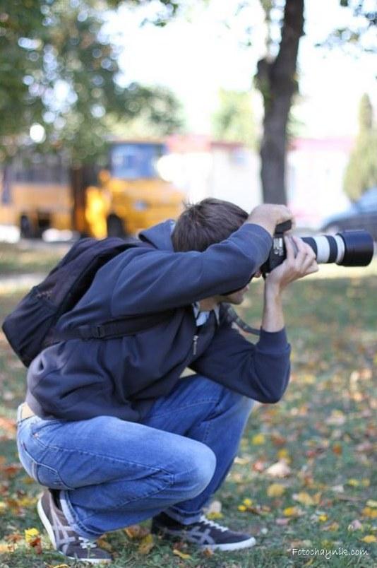 известные фотографы