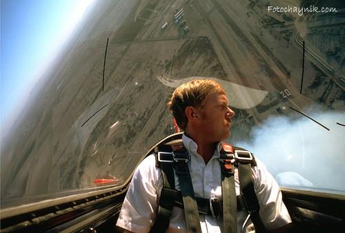 фотосъемка с борта самолета
