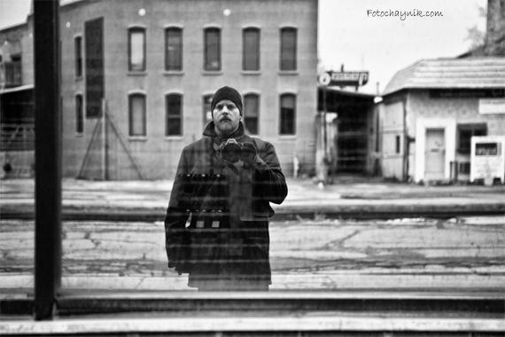 автопортретная фотосесия