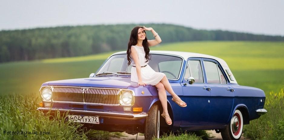фотографирование автомобиля