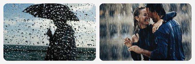съемка в непогоду