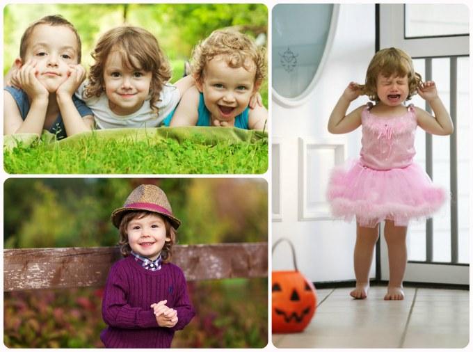 Идеи фотосессия детей