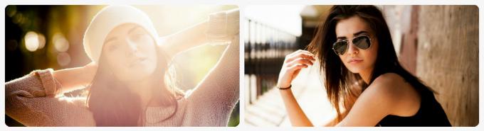 как фотографировать при ярком солнце
