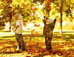 Идеи осенней фотосессии для ребенка